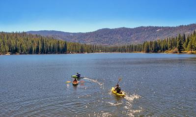 Paddle Away