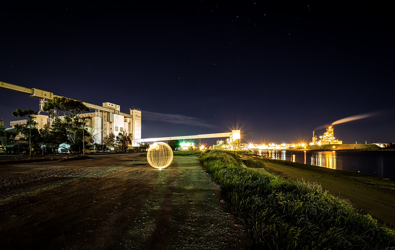 Orb at the Port